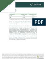 Verde FIC FIM - Relatório -2018_09