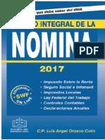 Estudio Integral de La Nomina 2017 Cap. 3