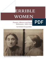 Terrible Women
