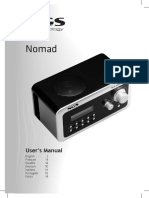 Nomad NGS user manual