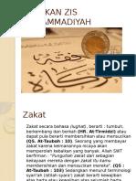 12. Gerakan ZIS Muhammadiyah