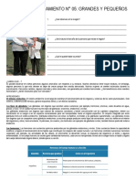 Ficha de Reforzamiento n 5- Sistema Endocrino