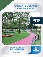 Relatório de Gestão Exercício 2016 - 06 Ambiente Urbano e Mobilidade