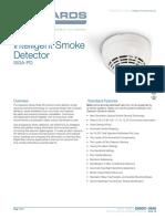 E85001-0646 -- Intelligent Smoke Detector