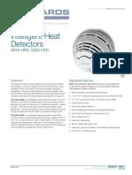 E85001-0647 -- Intelligent Heat Detector