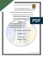 Informe Maquinaria Para Obras