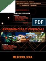 Exposicion Final Tren de Cercanias Experiencias