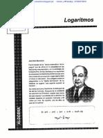 Algebra II-Cap 6 Logaritmos