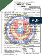 Examen de Becas Cepip Mariano Santos Cusco