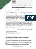 Fichas de trabalho - Educa+º+úo liter+íria
