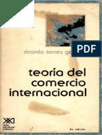 Teoría del comercio internacional - Ricardo Torres Gaytán [1996, Siglo XXI].pdf