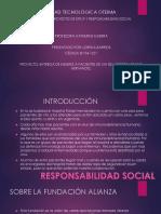 informe de proyecto de etica