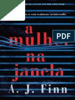 A. J. Finn - A mulher na janela .pdf