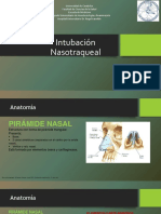 intubacion nasotraqueal