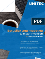 Unitec 2018 eBook Maestrias