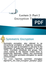 Information Security  Lecture2 Encryption Part2
