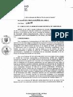 AC N 015-2011- Aprobar la suscripcion del Convenio de Cooperacion entre la Municipalidad de San Borja y la empresa Paneles Napsa S.A.PDF