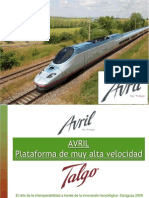 AVRIL Presentation