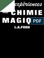 LE PETIT CHIMISTE - 100 expériences de chimie magique !!!!