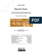 Danish Suite Score