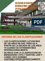 clasificacion - geomecanica