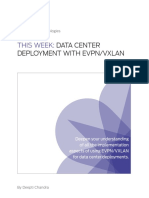 Data Center Deployment With EVPNVXLAN