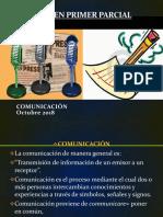 COMUNICACIÓN2018-1PARCIAL