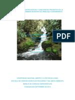 Ensayo Argumentativo Manejo de Cuencas Hidrograficas
