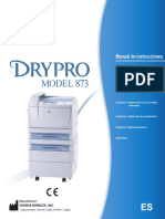 DRYPRO 873 Operation Manual (Spanish).pdf