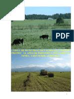 Codul de Bune Practici Agricole