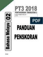 Percubaan Pt3 Bm Sbp 18 q1