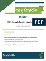 bfk certificate 1