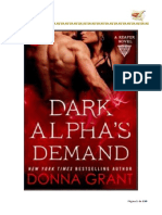 Donna Grant - Serie the Reapers 03 - Dark Alpha's Demand