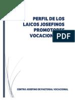 Perfil de Los Laicos Josefinos Promotores Vocacionales