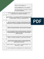Planilha de Cálculo Numérico Com Diversas Questões