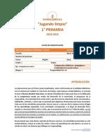 1°Primaria_Unidad Didáctica 6