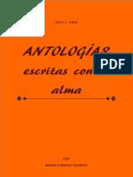 Antologías escritas con el alma