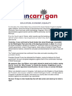 Carrigan for Congress - Saudi Arabia is a Rogue State.pdf