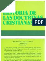 Berkhof Louis Historia de Las Doctrinas Cristianas