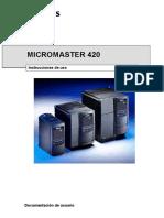 Manual 420 PDF