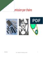 6_Transmission Par Chaine