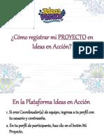 IDEAS EN ACCCION