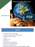 Diferencias Entre NIIF Full y NIIF Para Pymes