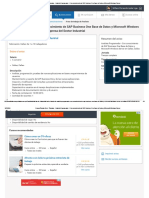 CompuTrabajo Perú - Trabajos - Analista Programador - Con Conocimiento de SAP Business One Base de Datos y Microsoft Windows Server