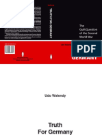 Udo Walendy-Truth for Germany_ the Guilt Question of the Second World War-Historical Review Press (2008)