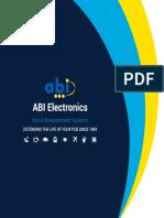 ABI Product Brochure_ES