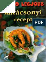 Karacsonyi Recept