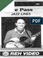 Dlscrib.com Guitar Joe Pass Jazz Lines Reh Video Booklet