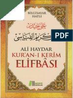 Kur-an-ı Kerîm ElifBâsı (Bilgisayar Hatlı).pdf