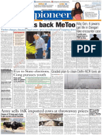 Pioneer Delhi English Edition 2018-10-15.